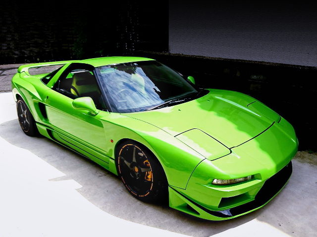 FRONT EXTERIOR WIDEBODY NA1 NSX