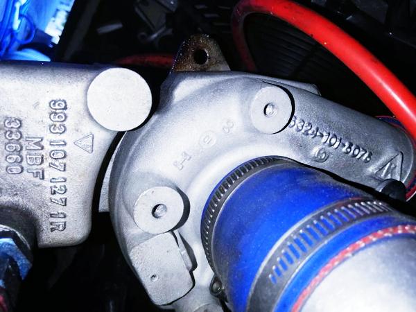 993 PORSCHE 911 GT2 KKK TURBOCHARGER