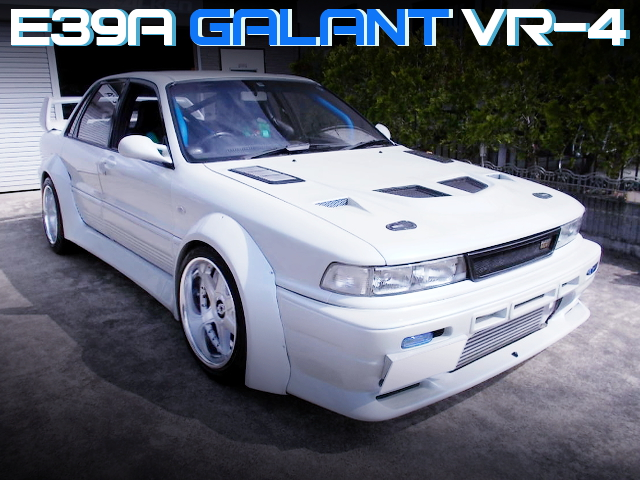 WIDEBODY E39A GALANT VR-4