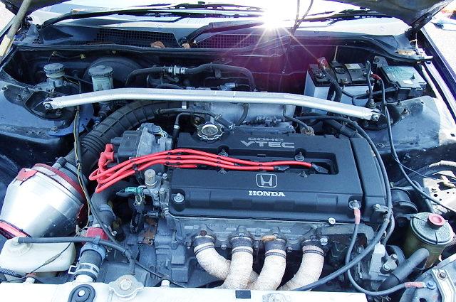B16B VTEC ENGINE