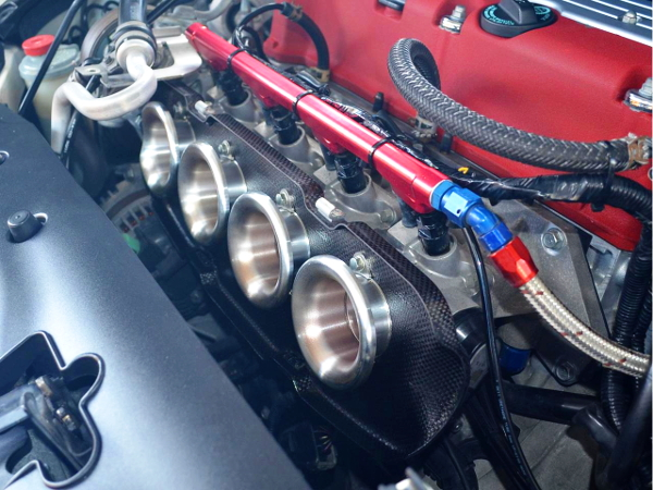 TODA RACING Individual Throttle Bodies
