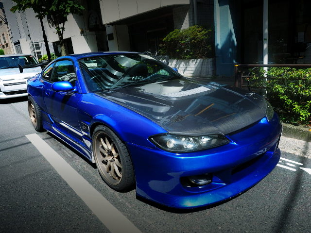 FRONT EXTERIOR S15 SILVIA SPEC-R WIDEBODY