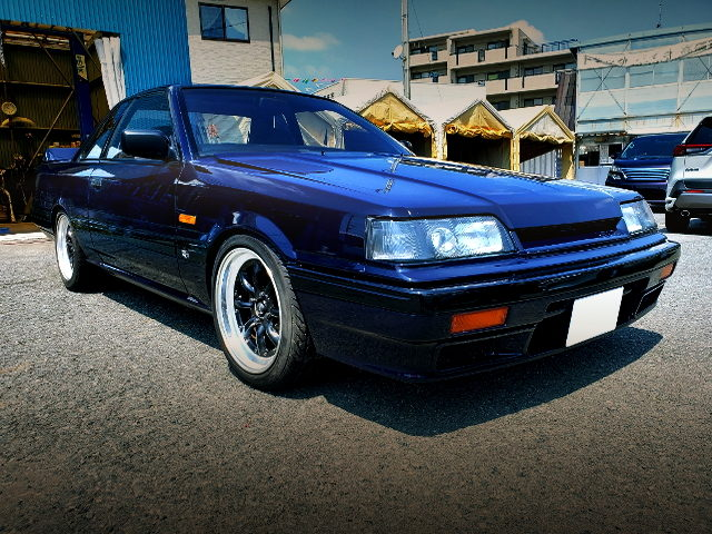 FRONT EXTERIOR R31 SKYLINE GTS-R