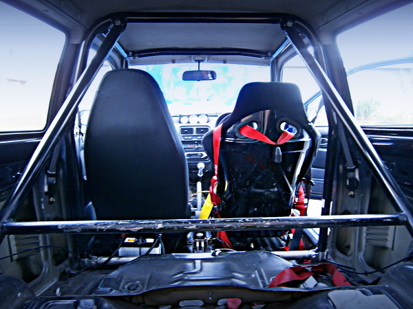 ROLLBAR AND TWO-SEATER