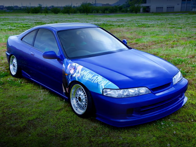 FRONT FACE DC2R STANCE CUSTOM