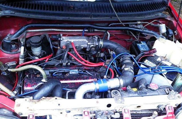 JB-JL TURBO ENGINE