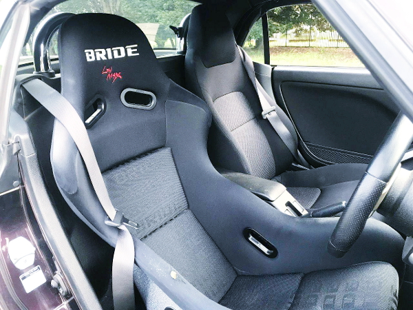 BRIDE FULL BUCKET SEAT