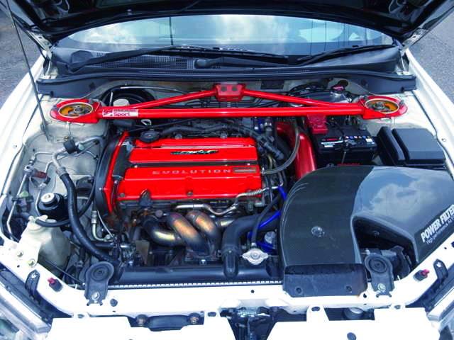 MONSTER SPORT 4GX22 ENGINE