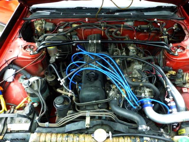 L20ET 2000cc OHC TURBO ENGINE