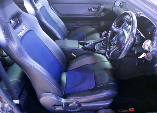 R32 GT-R SEATS