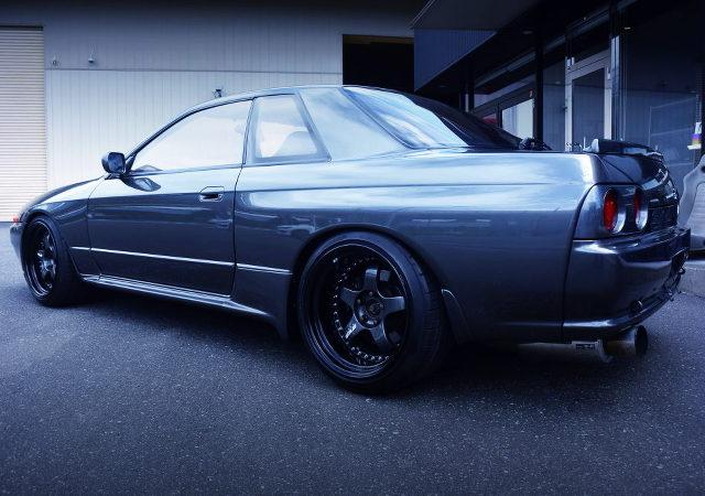 REAR SIDE EXTERIOR FOR R32 GT-R V-SPEC