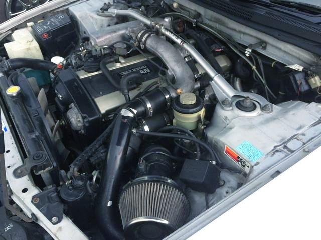 RB25 2500cc TURBO ENGINE OF R33 MOTOR