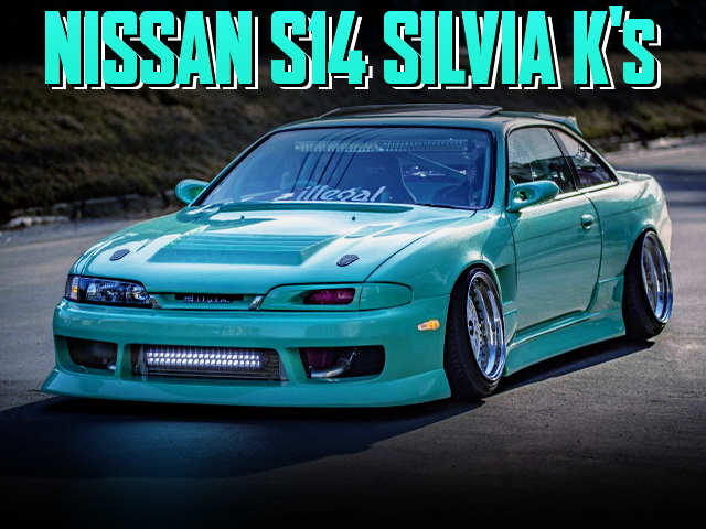 FULL CUSTOM TO S14 SILVIA Ks