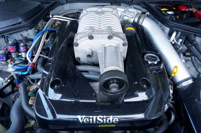 VQ35 SUPERCHARGER ENGINE