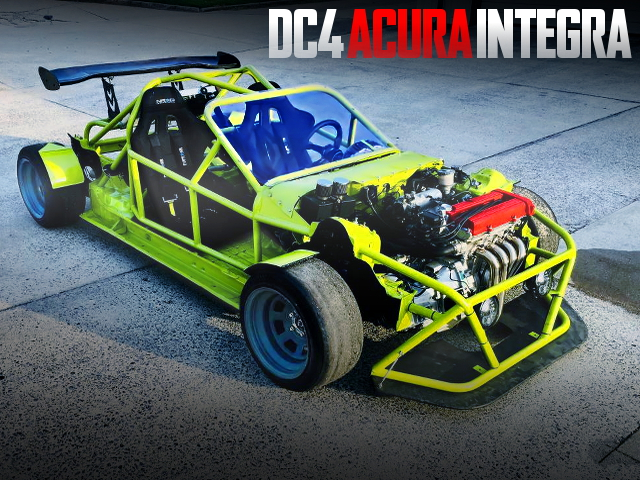 KART MODIFIED DC4 INTEGRA RS