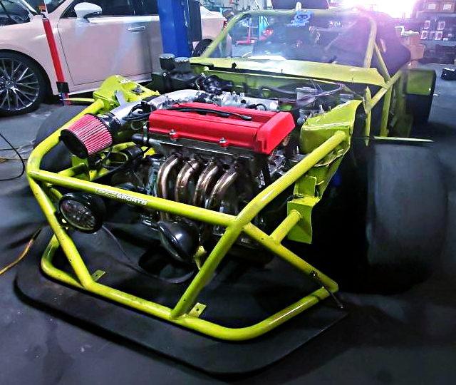 B18B 1800cc DOHC ENGINE