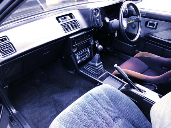 AE86 LEVIN DASHBOARD