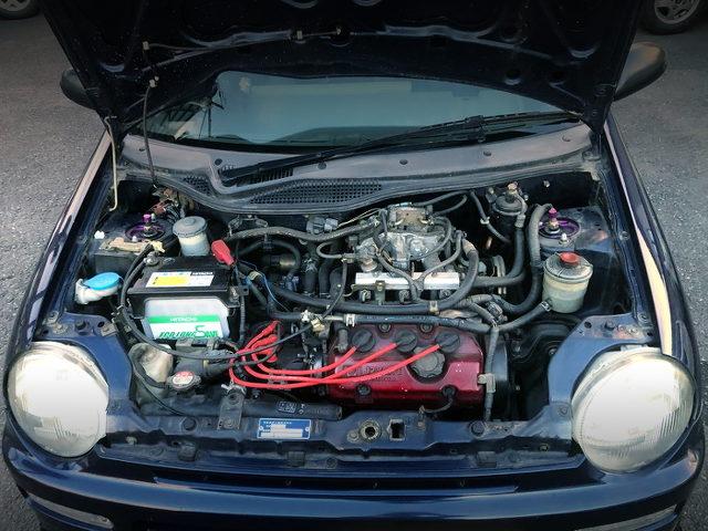 MTEC E07A ENGINE