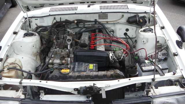 16V 4AG 1600cc ENGINE