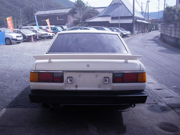 REAR TAIL LIGHT AE70 COROLLA