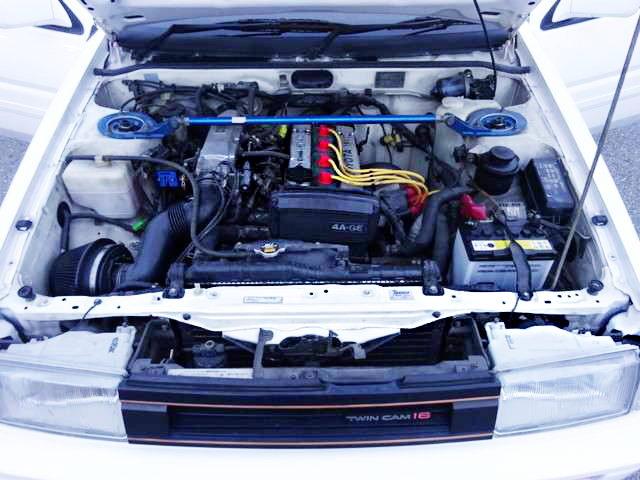 16V 4AG ENGINE OF 1800cc CUSTOM