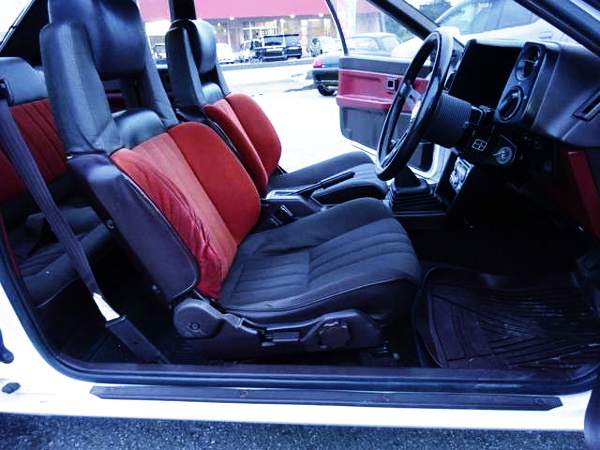 AE86 NORMAL SEAT