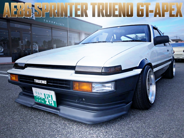 USDM MODIFIED TO JDM AE86 SPRINTER TRUENO GT-APEX