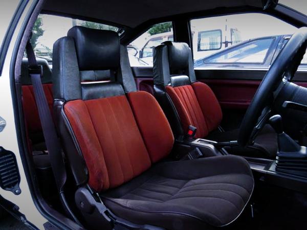 AE86 SEATS