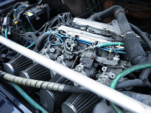 20VALVE 4AG ENGINE