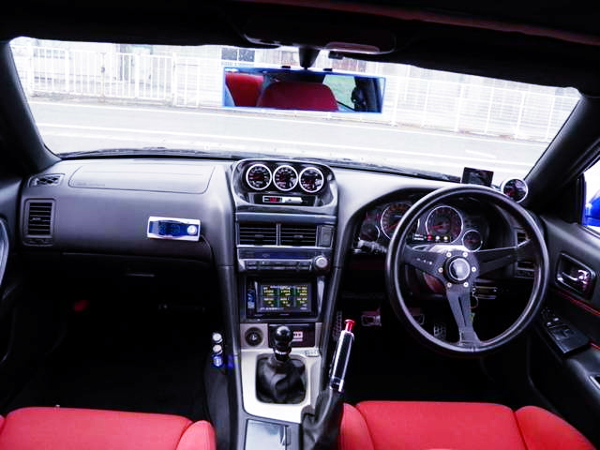 ER34 SKYLINE DASHBOARD