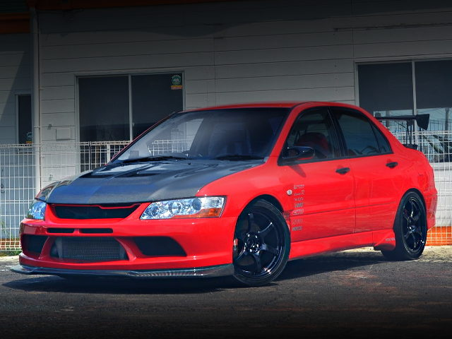FRONT EXTERIOR EVO 7 RS