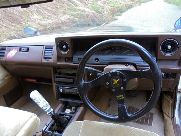 GX61 CRESTA DASHBOARD
