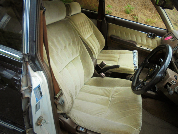 GX61 CRESTA SEATS