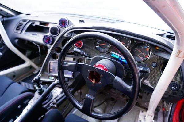 DRIFT SUPRA MK4 INTERIOR