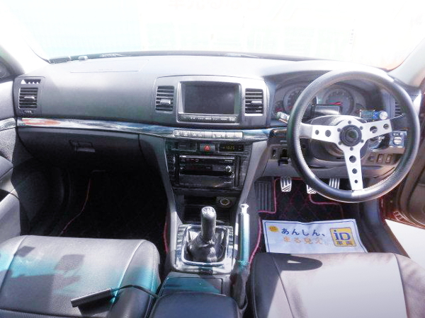 INTERIOR DASHBOARD OF JZX110 MARK2
