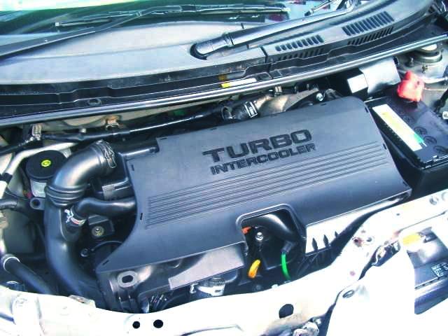 KF 660cc TURBO ENGINE