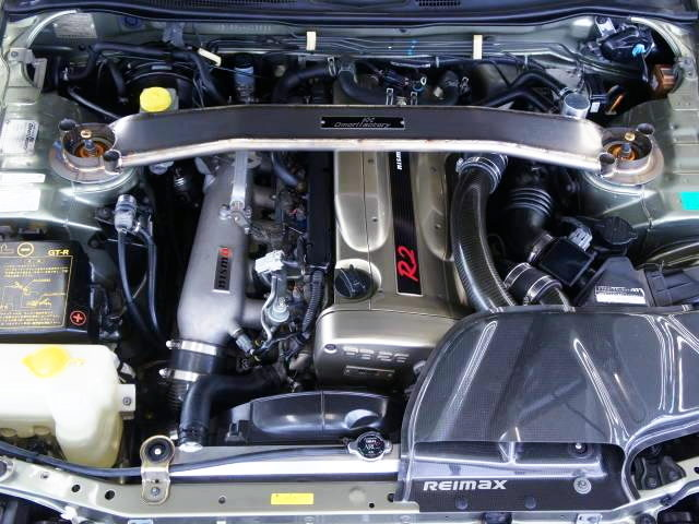 NISMO OMORI FACTORY R2 ENGINE FOR RB26DETT MODEL
