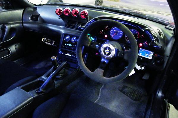 R32 GT-R CUSTOM DASHBOARD