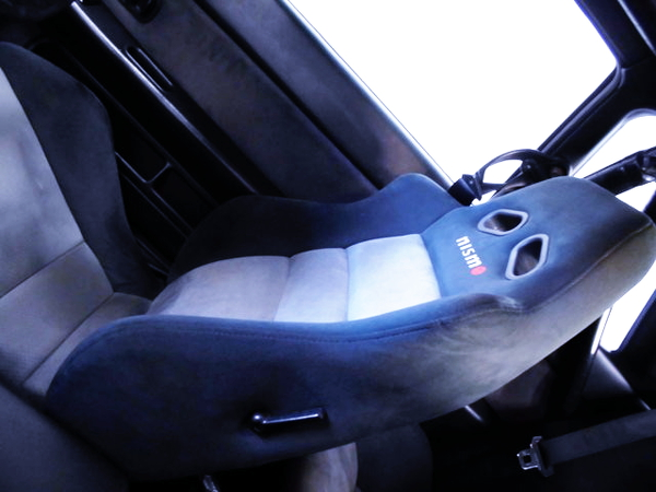 NISMO SEMI BUCKET SEAT