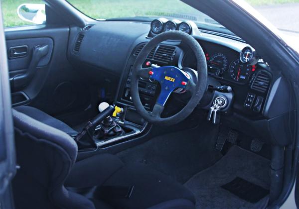 R33 GT-R DASHBOARD