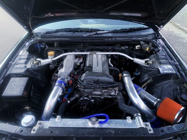 S15 BLACK TOP SR20 TURBO ENGINE