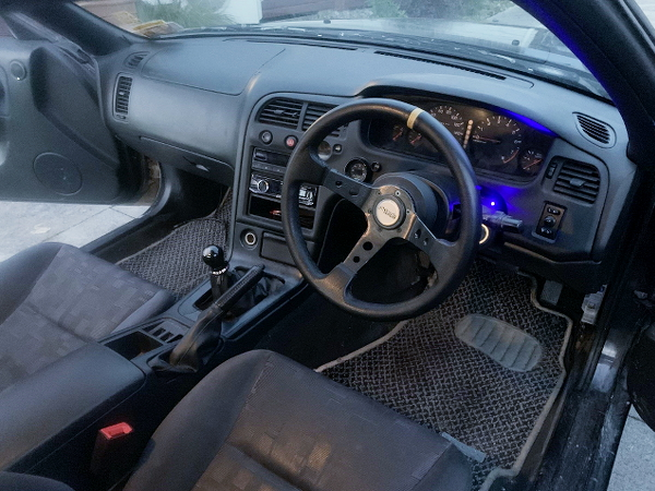 R33 SKYLINE DASHBOARD