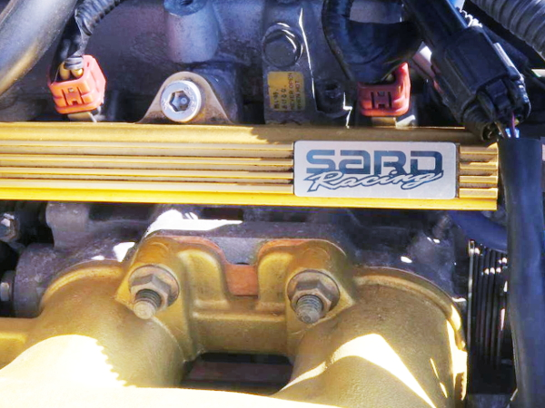 SARD FUEL DELIVERY PIPE