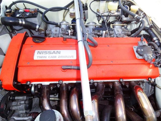 RB25 CARBs ENGINE