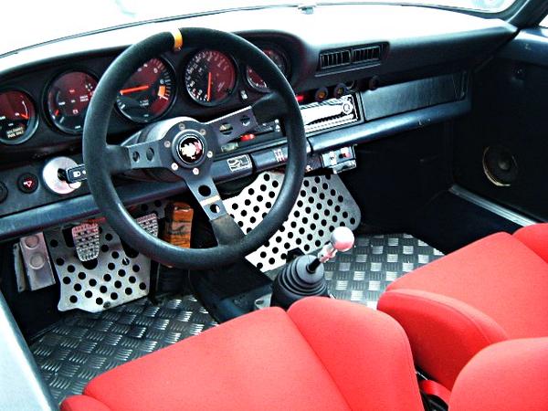 930 PORSCHE 911 DASHBOARD
