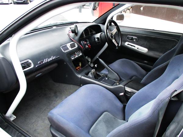 S13 SILVIA DASHBOARD