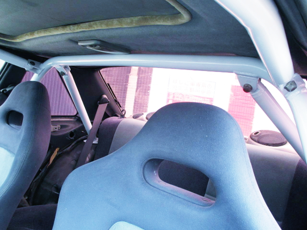 ROLL BAR INSTALLED OF S13 SILVIA