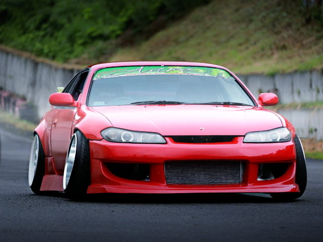 FRONT EXTERIOR S145 SILVIA