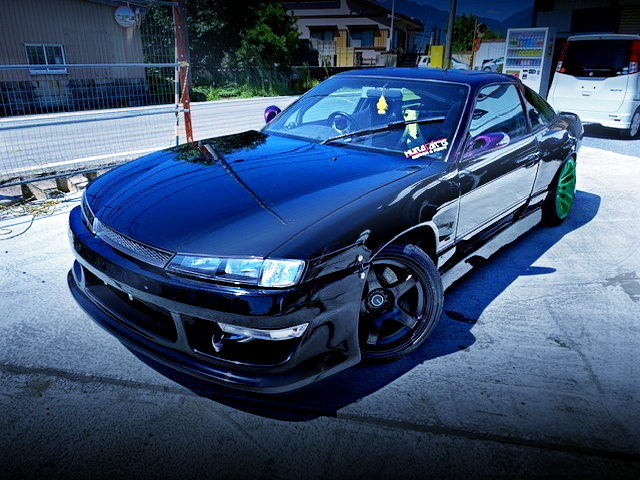 FRONT EXTERIOR S14 SILEIGHTY