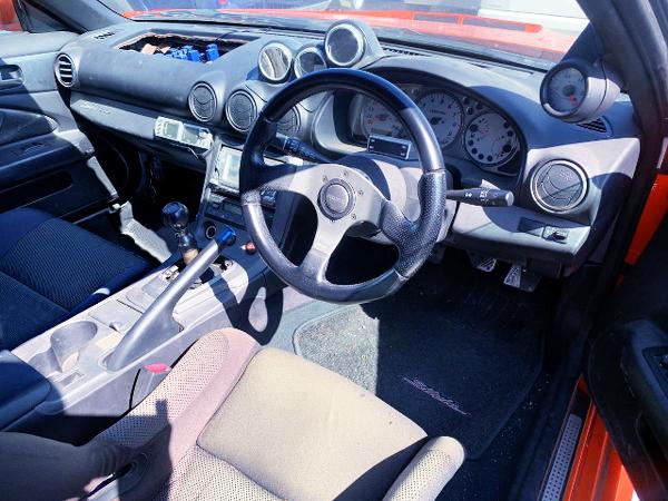 S15 SILVIA DASHBOARD